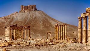 Suriye ordusu  Palmira'yı DEAŞ'tan aldı