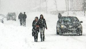 Meteoroloji uyardı: kar geri geliyor - Hafta sonu İstanbulda hava durumu nasıl olacak