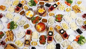 Kuş sütünün eksik kaldığı Diyarbakır kahvaltılarını yakından tanıyın