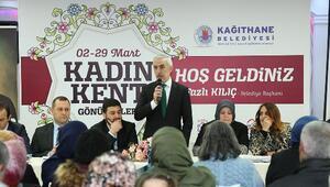 Kağıthanede Kadın Kent Gönüllüleri Toplantıları başladı