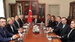 Başbakan Yıldırım, TÜSİAD heyetini kabul etti (2)