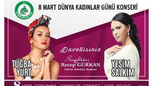 Edirne Belediyesi'nden kadınlara özel gece