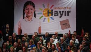 Kılıçdaroğlu:Anayasa değişikliği ile aramızı bölmek istiyorlar