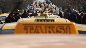 Taksilerde zamlı tarife
