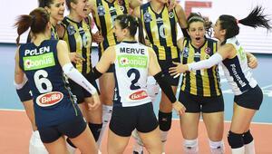 Fenerbahçe silindir gibi