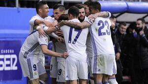 Real Madridden gol şov