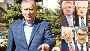 Ünlü siyasetçilerin Göksu buluşmaları