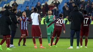 Trabzonspor yeni evini çok sevdi