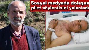 Muhtar Suriyeli pilotun nasıl bulunduğunu anlattı