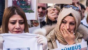 Galatasaray Meydanı'nda SMA ilacımızı istiyoruz eylemi