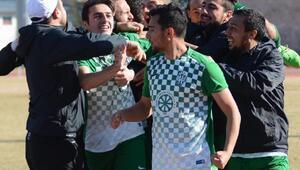 Kayseri Şekerspor - Yıldızeli Birlikspor: 2-1