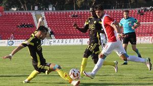 Balıkesirspor: 2 - Evkur Yeni Malatyaspor: 2