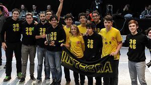 Kahraman robotik takımı, INTEGRA kampüste