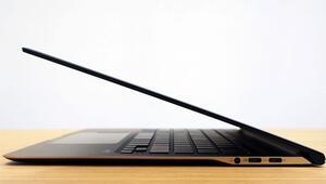 Dünyanın en ince dizüstü bilgisayarı