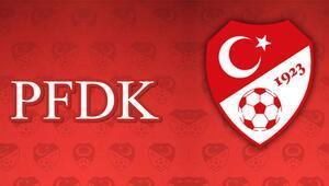 Beşiktaş ve Fenerbahçeye ceza