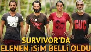 Survivor 7 Martta kim elendi Dün akşam elenen isim kim