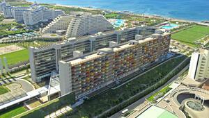 Kervansarayın iki dev oteli icradan satılacak