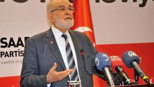 Saadet Partisi Genel Başkanı Temel Karamollaoğlu : Ne oldu da Yenikapı ruhu kayboldu