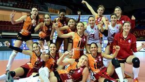 Galatasaray: 3 - Budowlani: 1