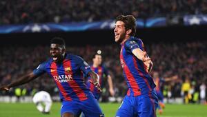 Barcelona Paris Saint Germain maç özeti ve golleri.. İşte muhteşem maçın nefes kesen anları