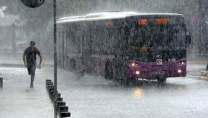Meteorolojiden İstanbul hava durumu için bir uyarı daha