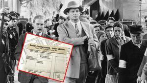 Schindlerin gerçek listesi açık arttırmada