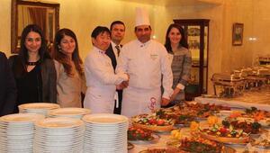 Japonlar Türk lezzetlerine hayran kaldı