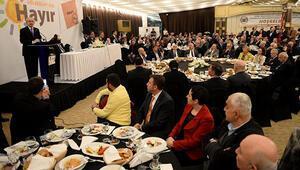 Kılıçdaroğlu: Evet ile hayır siyah ve beyaz kadar açık