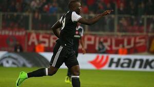 Aboubakar UEFAnın en iyi 11inde