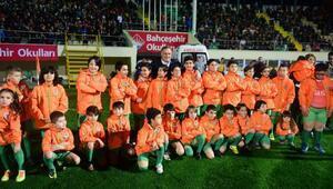 Aytemiz Alanyaspor- Fenerbahçe maçı fotoğrafları