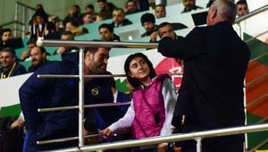 Aytemiz Alanyaspor- Fenerbahçe maçı fotoğrafları(2)