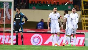 Aytemiz Alanyaspor- Fenerbahçe maçı fotoğrafları(3)