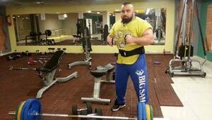 Milli sporcu, Powerlifting müsabakalarına iddialı hazırlanıyor