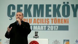 Erdoğan: 2 kat zengin olacaktık