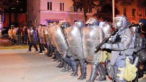 Trafik cezaları Gürcistan'ı  karıştırdı: En az 30 yaralı