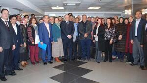 İzmir Sağlık-Der kahvaltıda buluştu