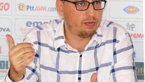 Balıkesirspor Başkanı Çiftçi: Figüran değil başrol oyuncusuyuz