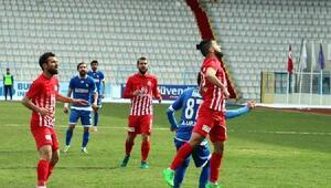 Büyükşehir Belediye Erzurumspor-Sivas Belediyespor: 1-0