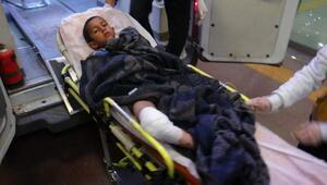 Düğün magandası 7 yaşındaki Adnanı yaraladı