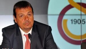 Galatasaraydan Ergin Ataman kararı..