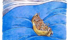 Ödüllü karikatürler Muğlada sergilenecek