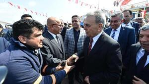 "Kocaoğlu: ""Fuar İzmir daralmaya karşı ilaç"