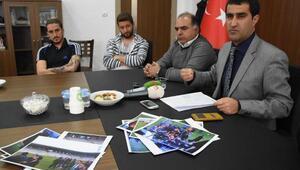 Sivas Belediyespor, futbolcularının dövüldüğünü iddia etti