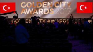 Golden City Awards 2017 ödülleri sahiplerini buldu