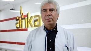 Dr. Seyfi Yılmaz, Anka Hastanesinde