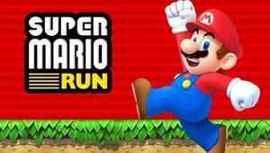 Super Mario Run Android telefonlara geliyor İşte o tarih