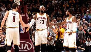 Cavaliers play-offları garantiledi