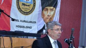 Geliboluda Selvi yeniden başkan seçildi