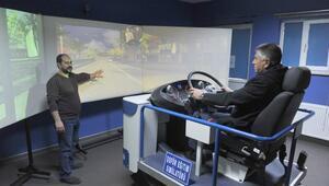Özel toplu taşıma şoförlerine psiko-teknik testi, terör ve öfke kontrolü eğitimi