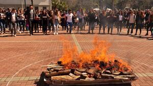 Bülent Ecevit Üniversitesi'nde nevruz coşkusu